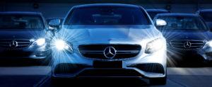 Mercedes biluthyrning