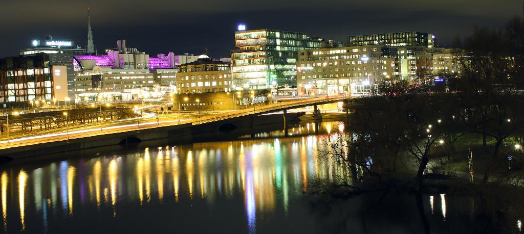 Uthyrning i Stockholm vid vattnet